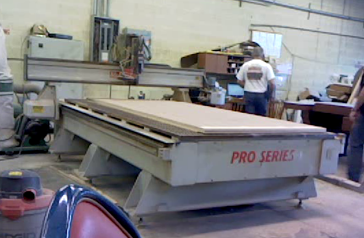 I Suppose You Could Cut It Out With A Hand Saw, But Itu0027s Too Deep For A  Hand Router, And Too Heavy To Handle On A Table Saw.