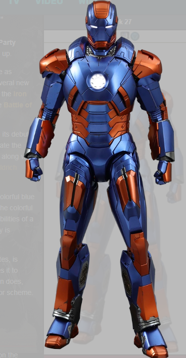 Can you give a walk-through of all 50 Iron Man suits? - Quora