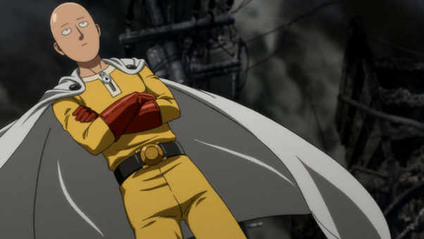 Why do people like One Punch Man so much? - Quora
