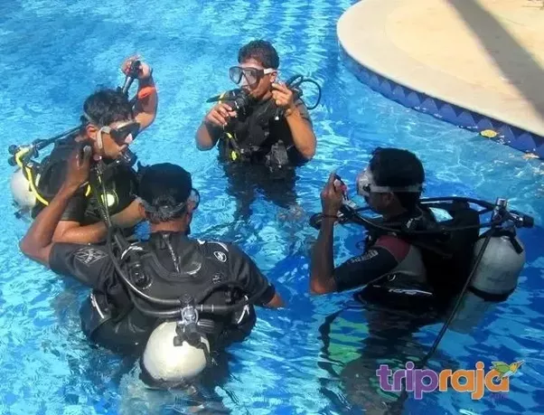 How much does scuba diving in Goa cost and is it safe? - Quora