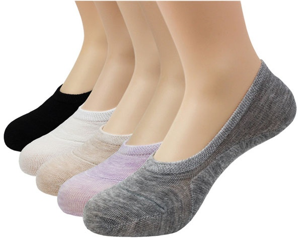 Hasil gambar untuk The dos and don't of no show socks