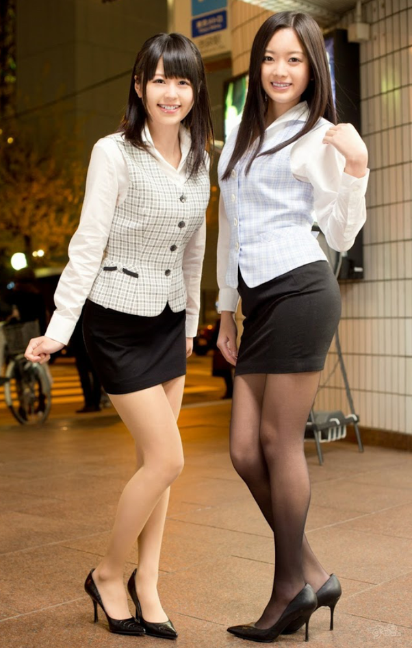 Are pantyhose being worn as required as they used to be? (Workplace,  general respectability) - Quora