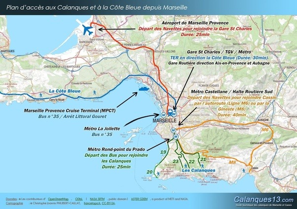 How to go to Cassis from Marseille by bus Quora