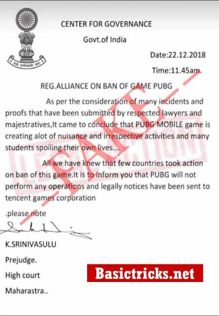 Will The Pubg Mobile Be Banned In India What Will Be The
