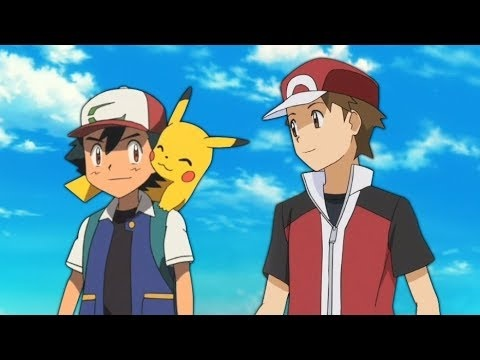 Why Is Red More Powerful Than Ash Quora