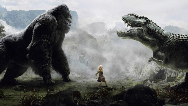 Who Wins In A Battle Godzilla Vs King Kong Quora