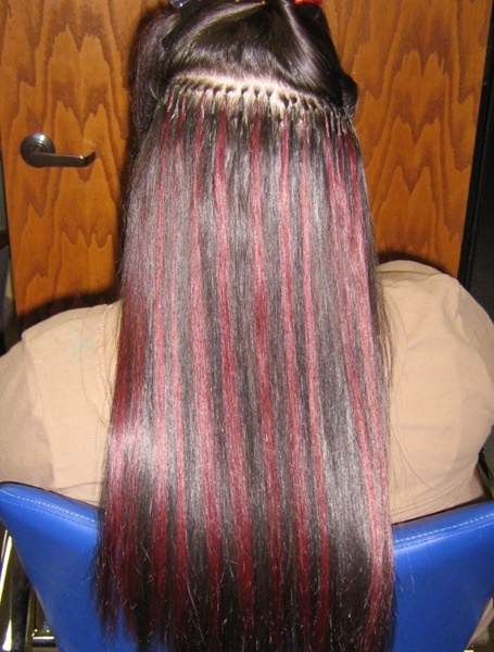 I want to dye my hair but I don\'t want to lose the color and damage ...