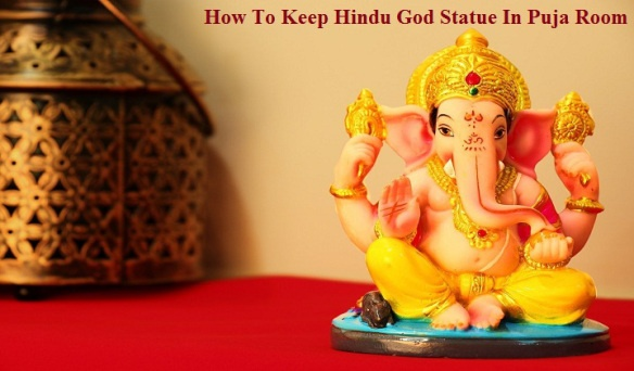 Should we keep God's small murthis(statues) within a bowl of