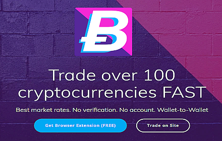 Sell cryptocurrency without verification