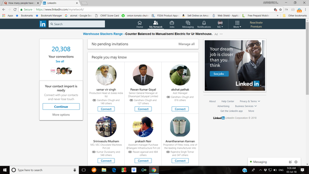How To Get More Than 30000 Connections On Linkedin