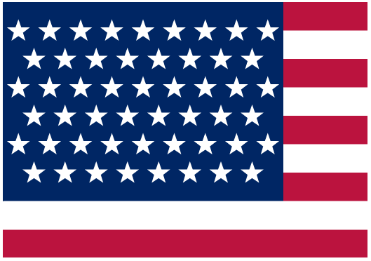 Design 51 Star American Flag: If Puerto Rico Or Somewhere
