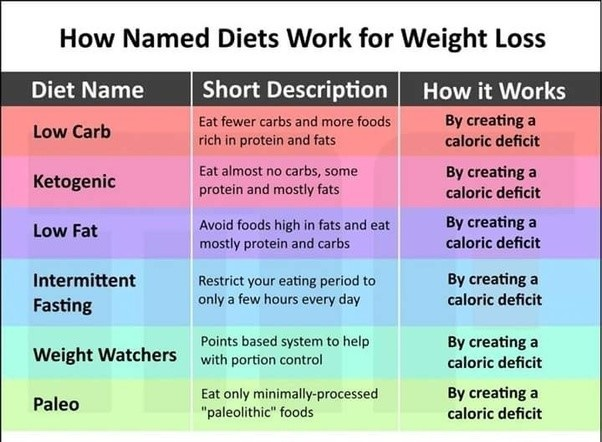 how a low carb diet works