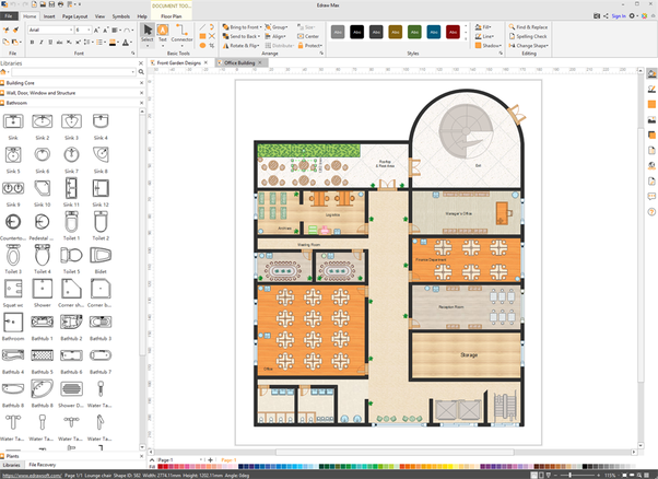 What is the best software to create floor plans i mean to - Best free floor plan software ...