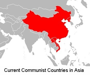 Would the last communist/socialist countries make a new union if ...