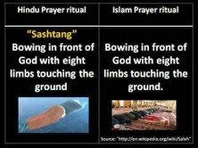 What Is The Difference Between Muslim And Hindu