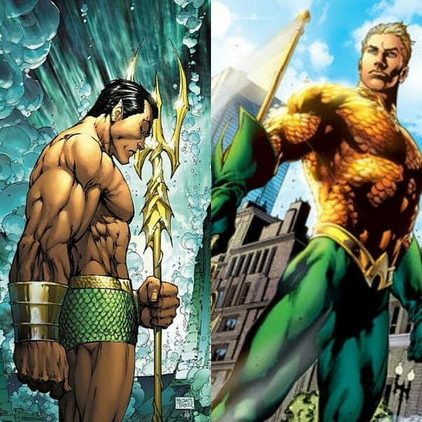 Which characters have DC copied from Marvel? - Quora