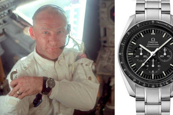 What celebrities wear Omega watches? - Quora
