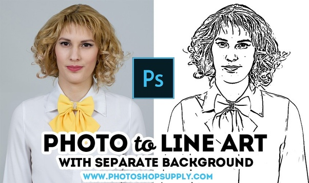 How to draw smooth line digital art using Photoshop - Quora