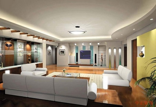 House Styles Today Have Different Offerings Like Living Room Ceiling Lighting  Ideas, So It Would Be Wise To Browse For Ideas Before Actually Putting All  ...