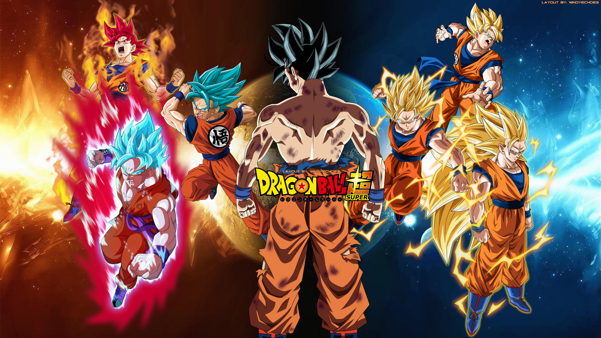 Which Is Your Favourite Character In Dragon Ball Super Quora