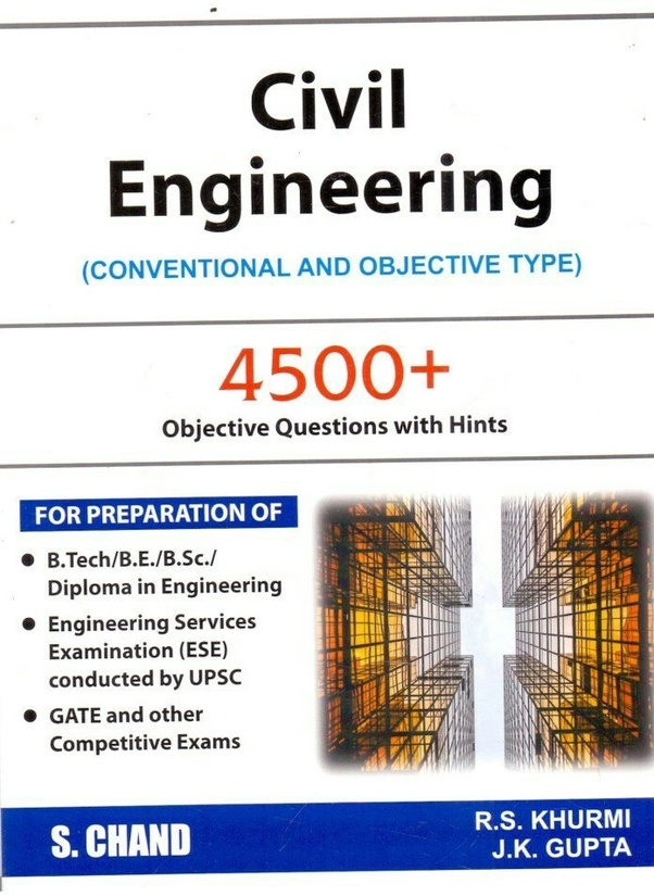Where Can I Download Civil Engineering Objective By S Chand