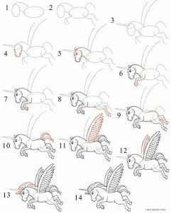 Como Desenhar Um Unicornio Quora
