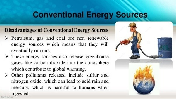What Is Conventional Energy Quora