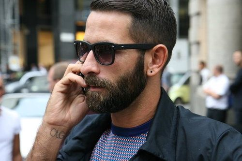 If Not You Need A Beard Stylist. And That Is A Mission And A Half To Find A  Good One As Few Hairdressing Schools Cover Beard Styles Or Styling In Any  Depth