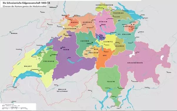 Why isnt Geneva the capital of Switzerland instead of Bern Quora