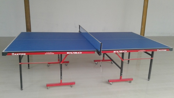 Stupendous Where Are Some Places To Play Table Tennis In Bangalore Quora Home Remodeling Inspirations Genioncuboardxyz