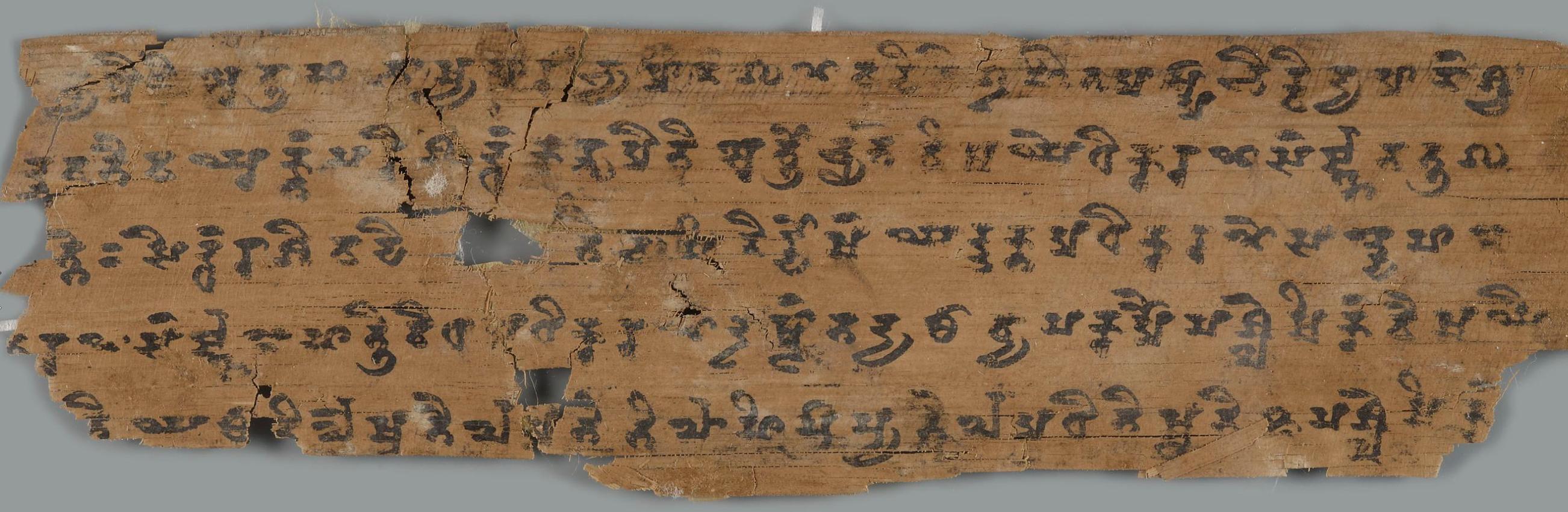 Sanskrit has very less Dravidian words, whereas Tamil has