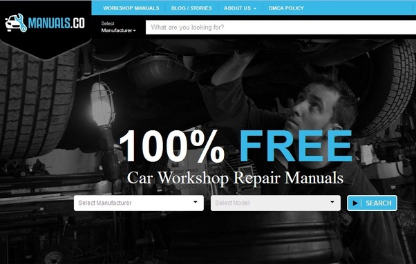 auto repair manuals free online