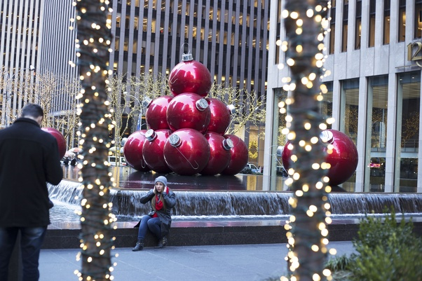 New York During Christmas Time.What Is New York City Like During Christmas Quora