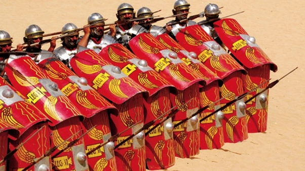 What Would A War Between The Roman Empire And The Modern