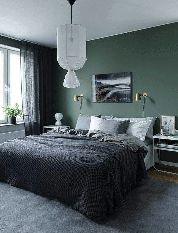 Does grey carpet go with green walls quora - What colors go with olive green walls ...
