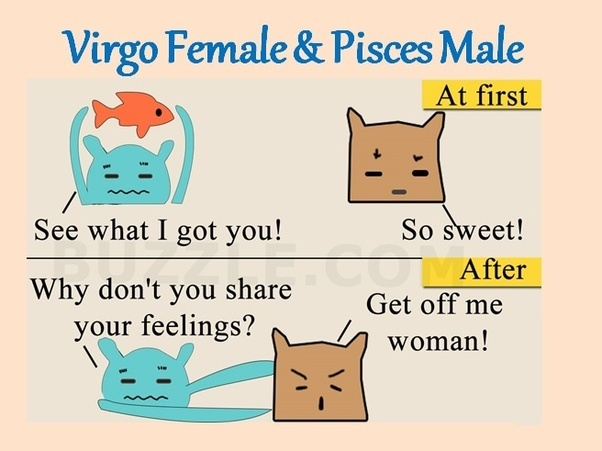 Can a Virgo and a Pisces be twin flames as both are opposites? - Quora