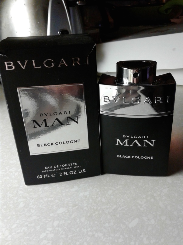 c75638f6ae Here's my bottle of BVLGARI Black cologne as a point of reference.