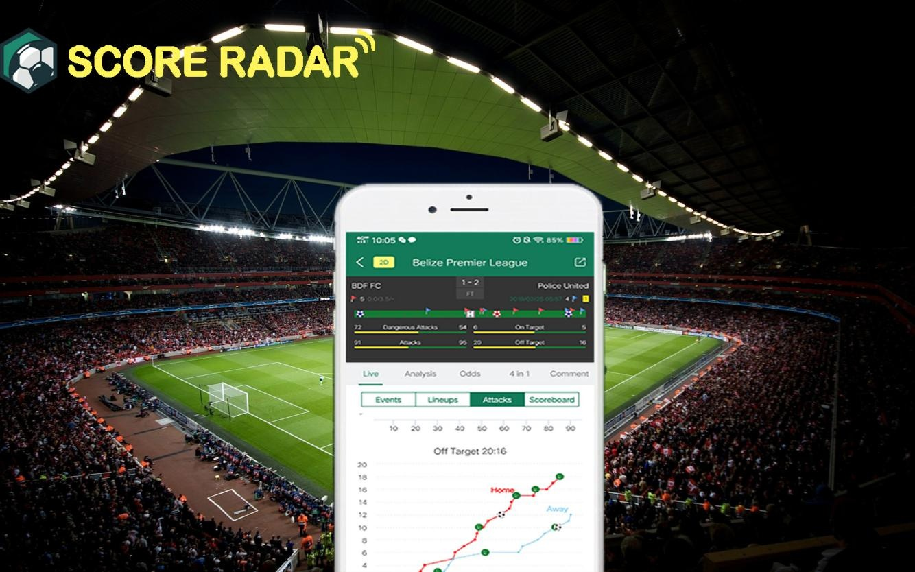 What is the fastest live scores football app? - Quora