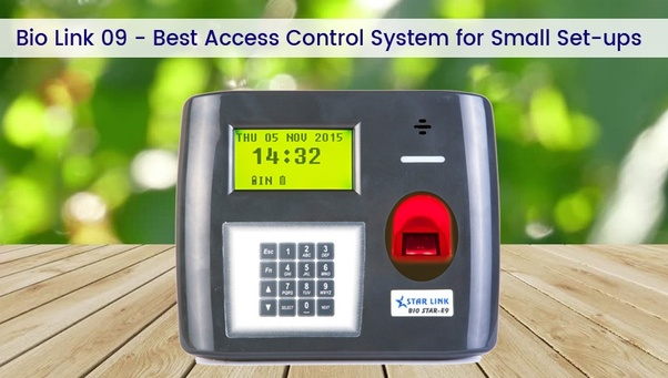 What Is A Biometric Access Control System Quora