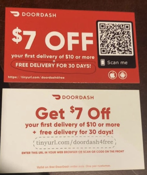 Where can you get the best DoorDash promo codes? - Quora