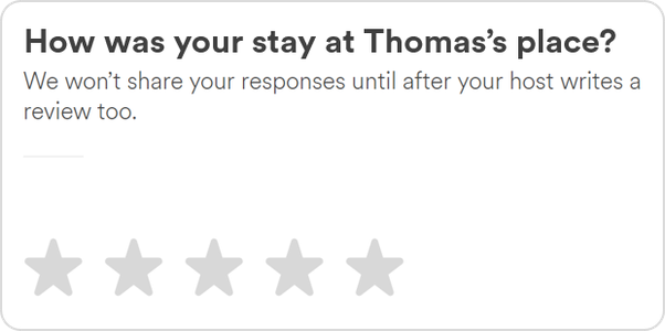 As a host, what are some simple tricks for getting 5-star