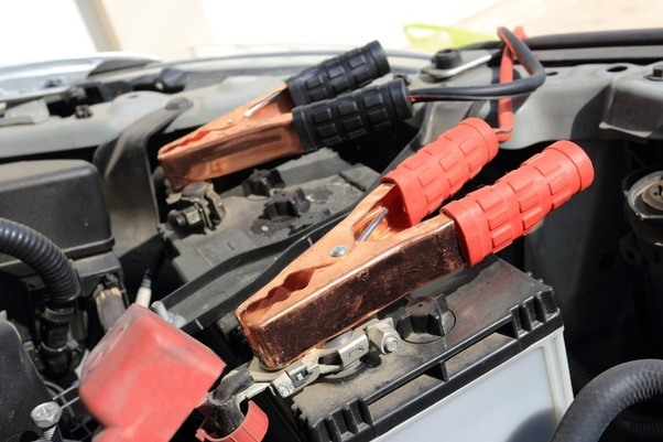 Hook Up A Car Battery Charger