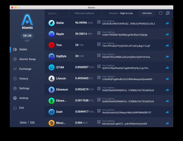 Quel est le meilleur portefeuille tout-en-un pour Bitcoin, Ethereum, Ripple et Litecoin?
