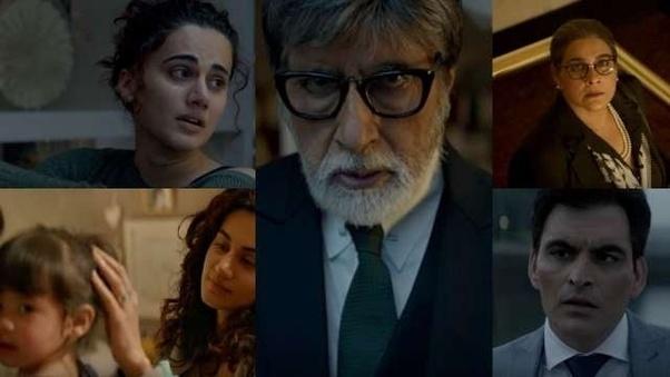 Film India tanpa Tarian, Badla, Ulasan, Review, Sinopsis