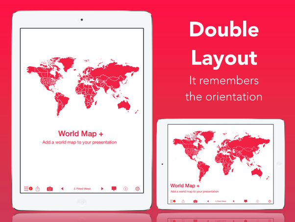 What are the best digital world maps quora have you tried world map for ipad you can export the vectorial map up to 4000pixel resolution learn more morepaths gumiabroncs Images