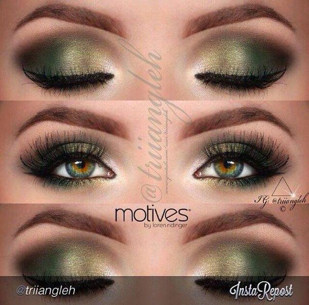 How To Do Smokey Eye Makeup For Hazel Eyes Quora