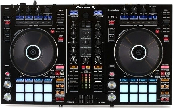 what is the difference between a dj mixer and a dj controller quora. Black Bedroom Furniture Sets. Home Design Ideas