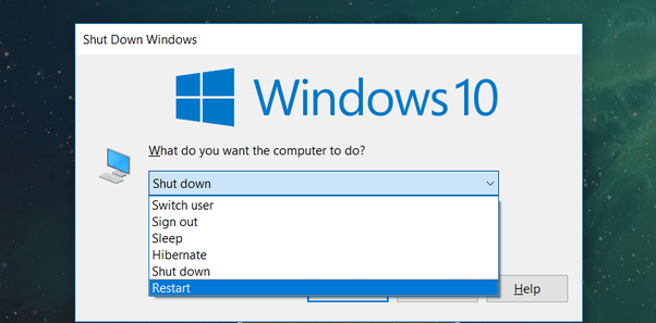 How to reboot a laptop - Quora