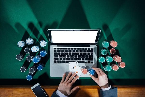 How do online casinos work? - Quora