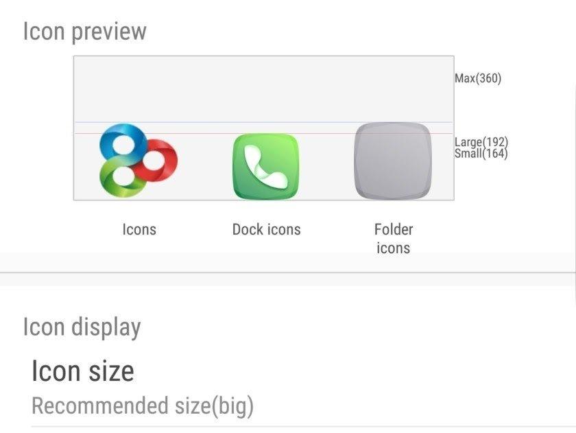 How to make icons smaller in Vivo V9 - Quora
